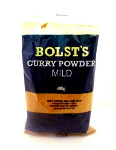 Bolst Mild Curry Powder Packet | Buy Online at the Asian Cookshop